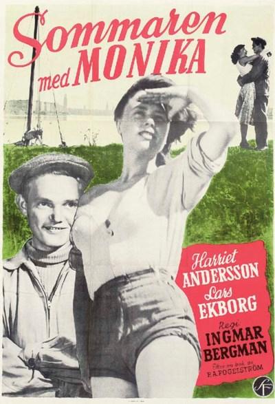 Sommaren Med Monika/Summer Wit