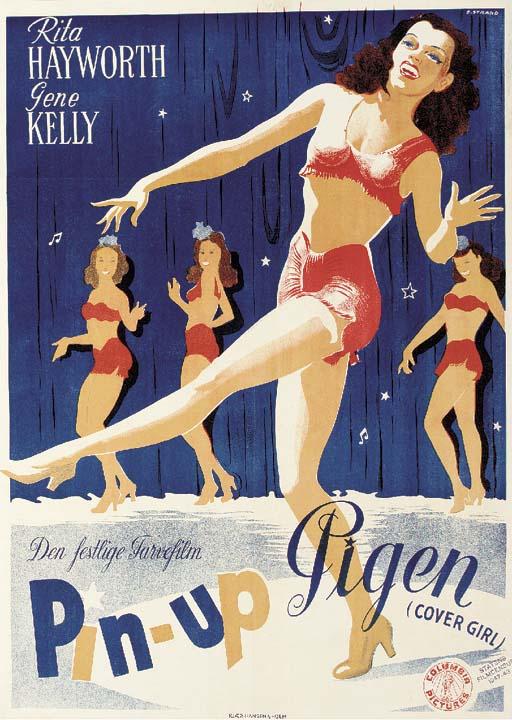Cover Girl/Pin-Up Pigen