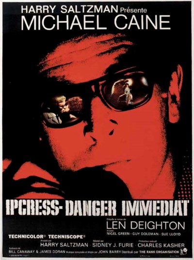 The Ipcress File/Danger Immédi