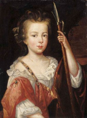 Circle of Mary Beale (1633-169