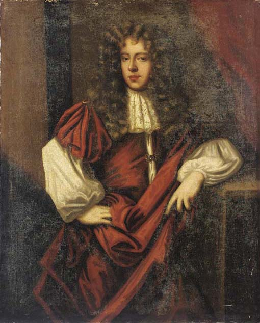 Circle of Sir Peter Lely (1618
