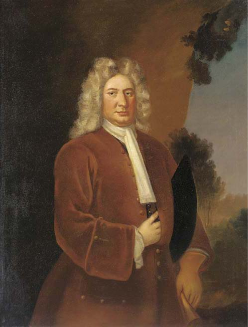 Circle of Arthur Pond (C.1700-