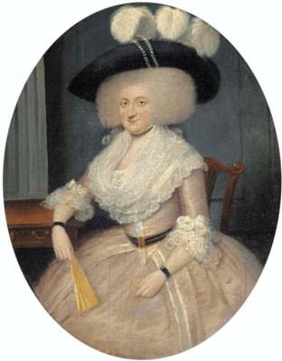 Francis Alleyne (fl.1774-1790)
