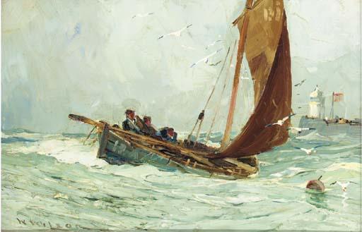 W. Wilson (fl.1885-1892)