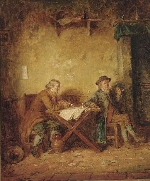 Mark William Langlois (fl.1862