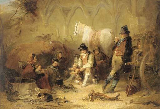 Charles Landseer, R.A. (1799-1