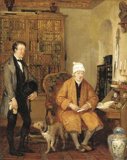 After Sir David Wilkie, R.A.