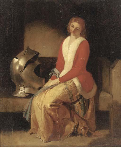 Daniel Maclise R.A. (1806-1870
