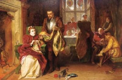 Alfred W. Elmore, R.A. (1815-1