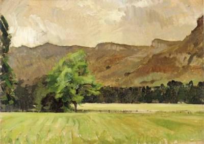 Derek Hill, R.H.A. (1916-2000)