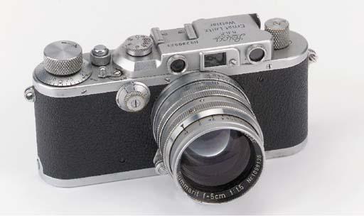 Leica IIIa no. 290923