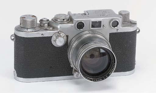Leica IIIf cameras