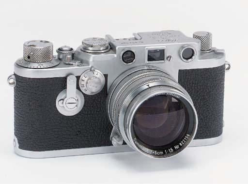 Leica IIIf no. 692987
