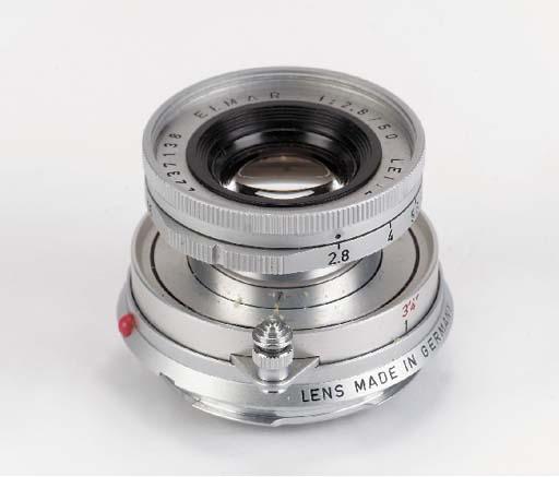 Elmar f/2.8 50mm. no. 2237138