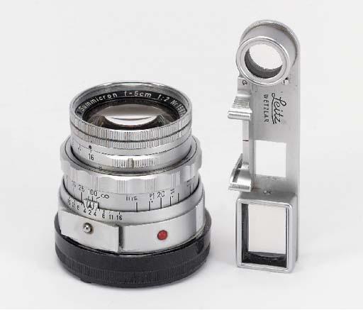 Summicron 5cm. f/2 no. 1567456