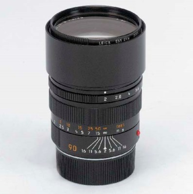 Summicron-M f/2 90mm. no. 3721