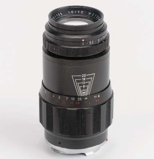 Tele-Elmar f/4 135mm. no. 2046