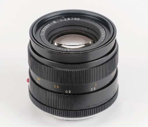Elmarit-R f/2.8 90mm. no. 3300