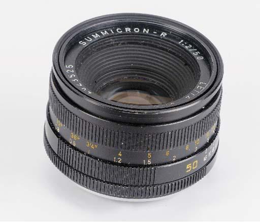 Summicron-R f/2 50mm. no. 2823