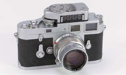 Leica M3 no 855777
