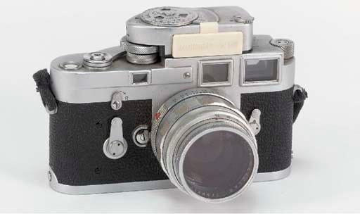 Leica M3 no. 1009558