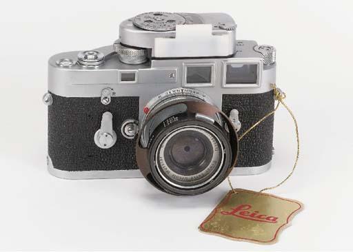 Leica M3 no. 1096873
