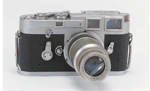 Leica M3 no. 1105683