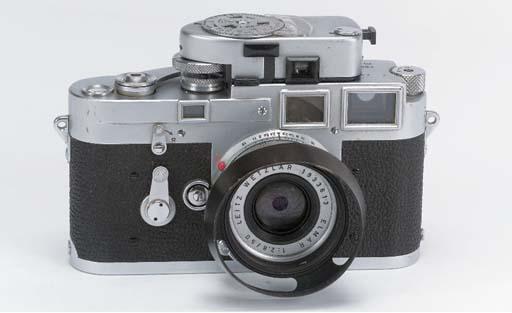 Leica M3 no. 705596