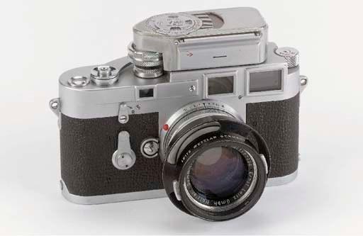 Leica M3 no. 749513