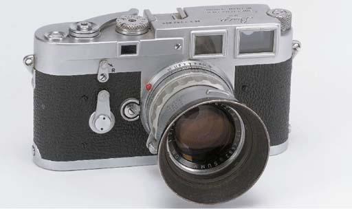 Leica M3 no. 782894