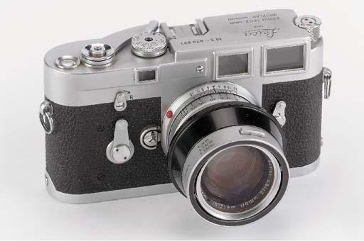 Leica M3 no. 978931