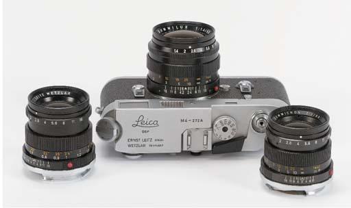 Leica M4 dummy no. 272A