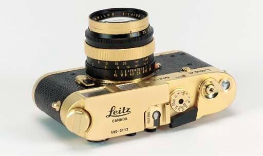 Leica M4-2 Anniversary no. 100