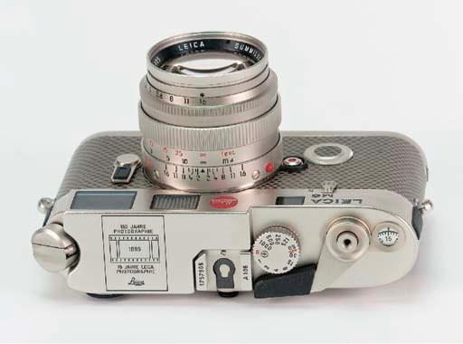 Leica M6 Anniversary no. 17579