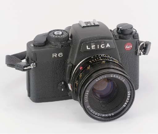 Leica R6 no. 1763743