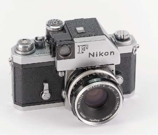 Nikon F no. 6466542