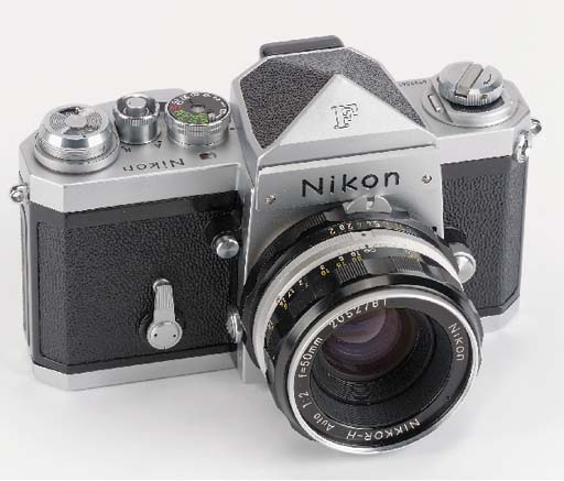 Nikon F no. 6932362