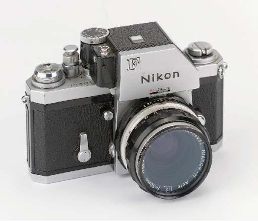 Nikon F no. 7137606