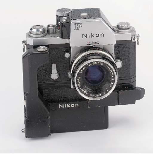 Nikon F no. 7293185