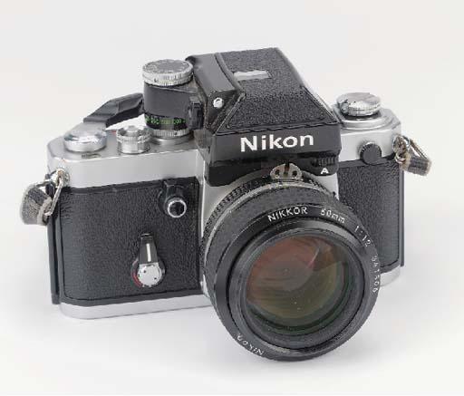 Nikon F2 no. 8010908