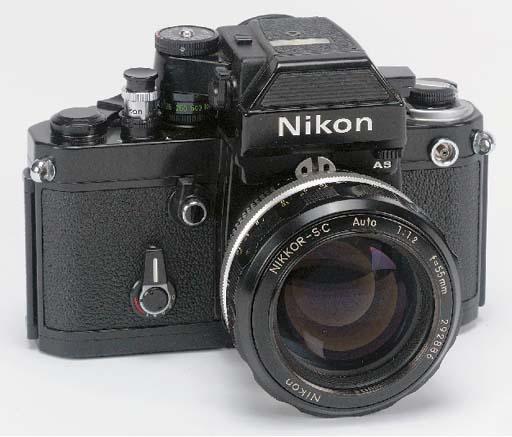 Nikon F2AS no. 7704390