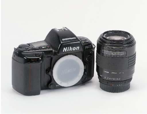Nikon F90 no. 2214949