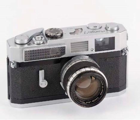 Canon 7 no. 828088