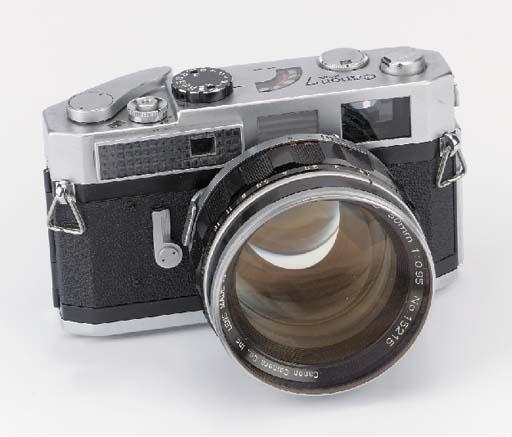 Canon 7 no. 864867