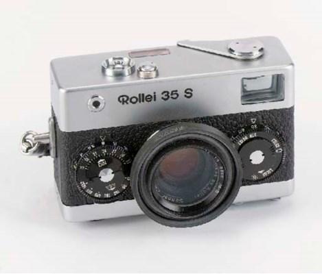 Rollei 35S camera