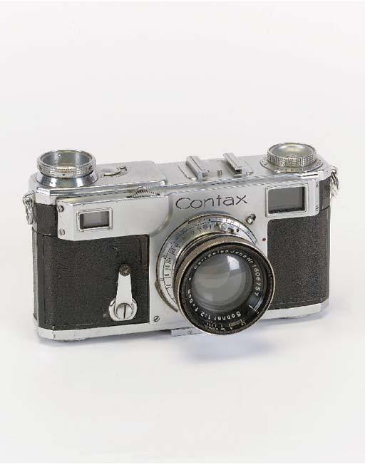 Contax cameras