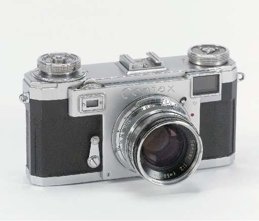 Contax IIa no. F22685