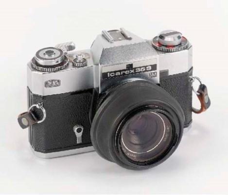 Icarex 35S BM no. P95825