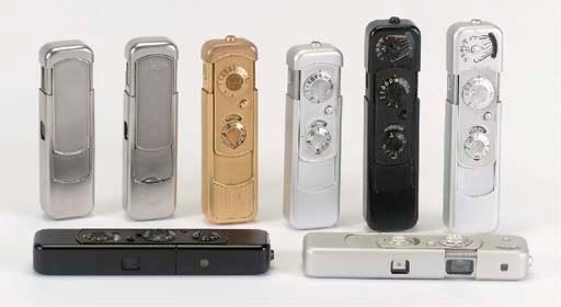 Minox cameras