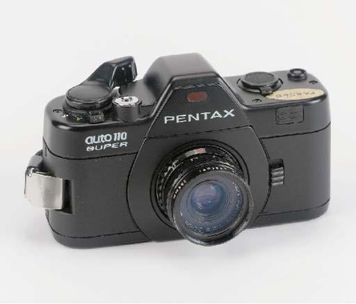 Pentax Auto 110 Super no. 2567